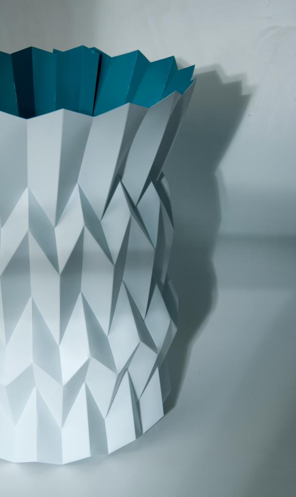 PIegami Origami Inspired Container