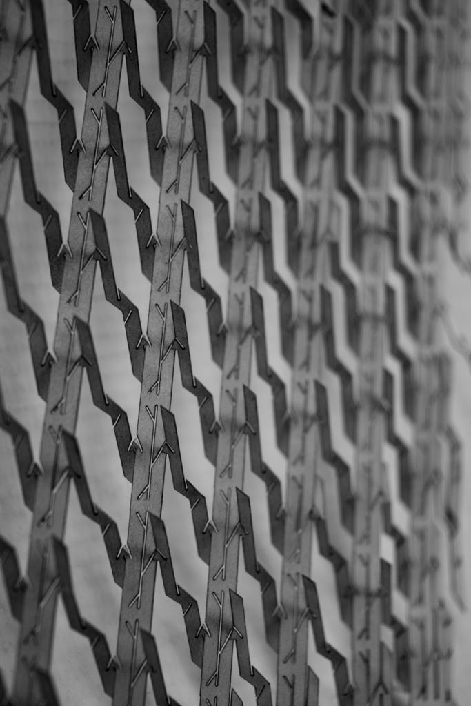 lasercut pattern - leandra eibl