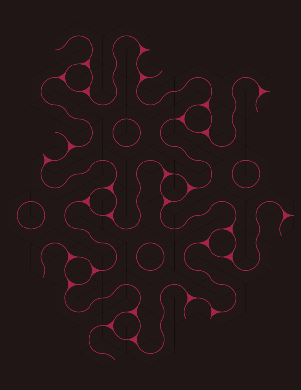 Tile Pattern Leandra Eibl