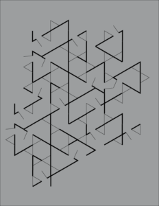 Constellation - Pattern Variation C, Leandra Eibl