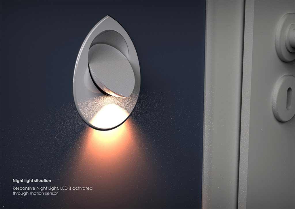 Aurora - Smart Light Switch - Leandra Eibl