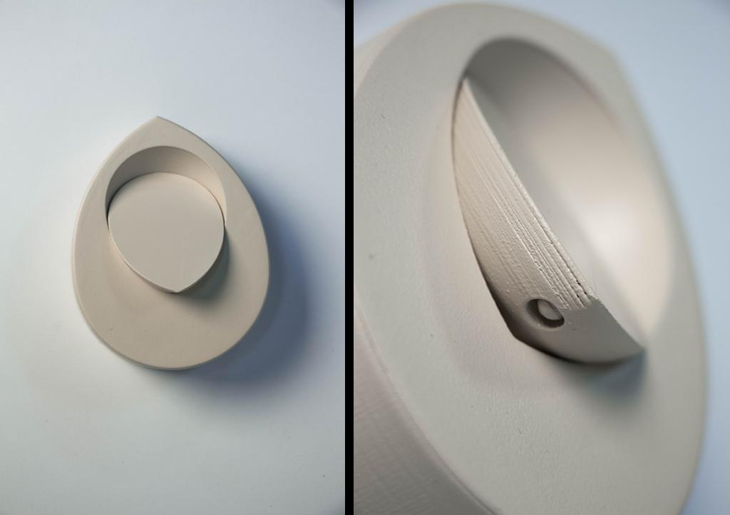 Aurora - Smart Light Switch - Leandra Eibl